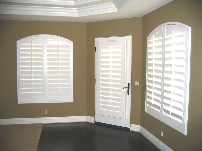 4.5 Inch Louver Shutters